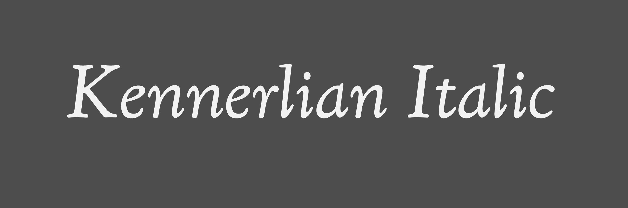 Kennerlian_styles